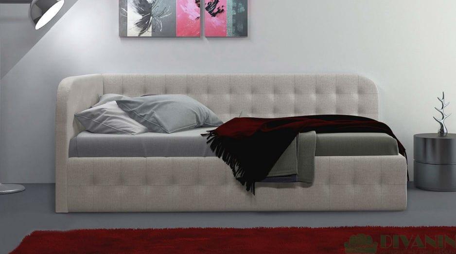 Кровать Флора  0.9 Городок