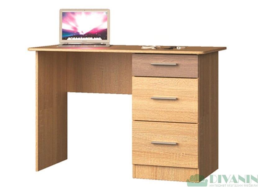 Стол компьютерный Школьник-4 без надстройки