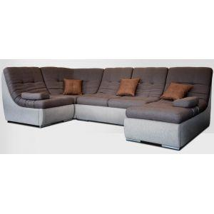 Угловой диван Мираж 350 см. Daniro