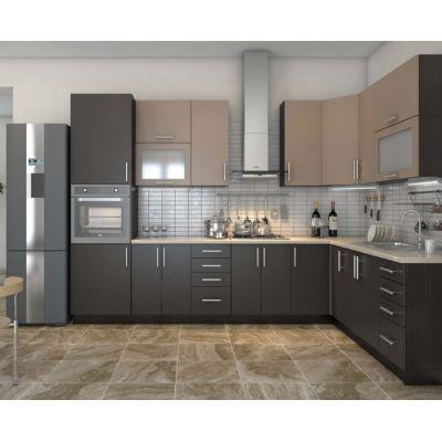 Кухня «Элит» 3.13x1.8 м Гарант