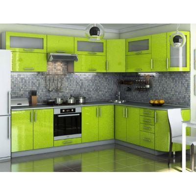 Кухня «Гламур» 2.68x1.88 м Гарант