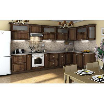 Кухня «Платинум» 3.85x1.48 м Гарант