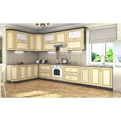 Кухня «Платинум» 1.7x3.68 Гарант