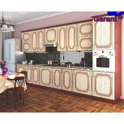 Кухня «Платинум» 3.9 м Гарант
