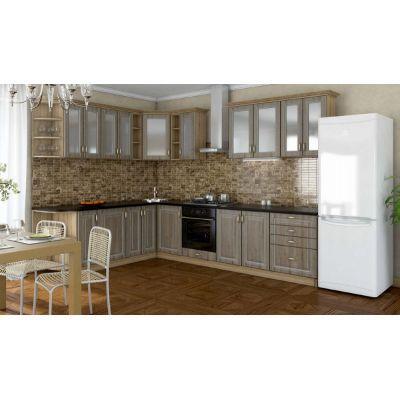 Кухня «Платинум» 2.18x2.6 м Гарант