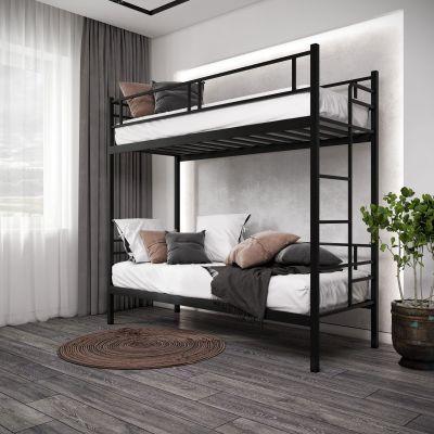 """Кровать 2 яруса """"Дабл"""" Металл-Дизайн 80х190"""