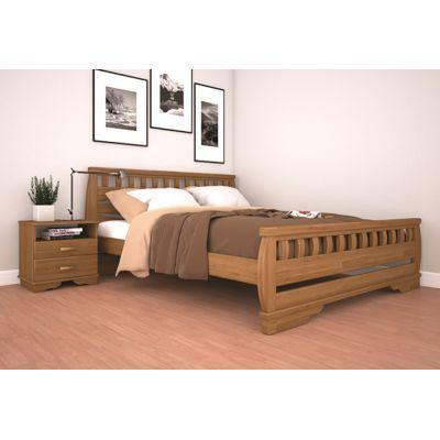 Кровать Атлант-4 90х200 ТИС