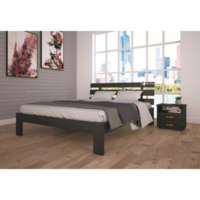Кровать Домино-1 90х200 ТИС