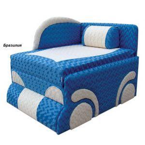 Детский диван Машинка Вика