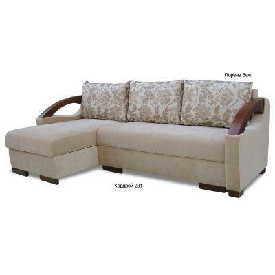 Угловой диван Севилья 3x1  Вика