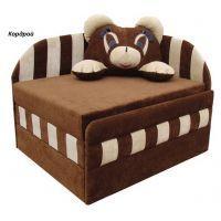 Детский диван Панда  без подушки Вика