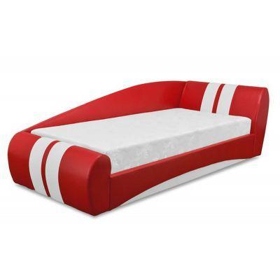 Кровать Драйвер 0.9 б/м без/основы  Вика