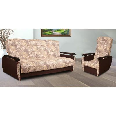 Комплект диван Оскар +2 кресла Веста