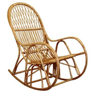 Кресло-качалка КК-4 из Лозы