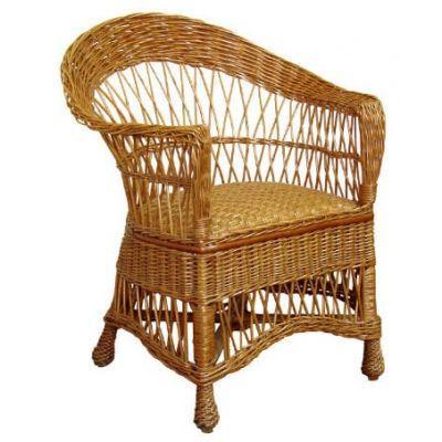 Кресло Татьяна из Лозы