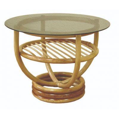 Журнальный столик Марс из Ротанга
