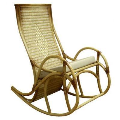 Кресло-качалка Каприз из Ротанга