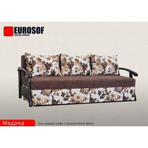 Диван Мадрид еврокнижка Eurosof <b>Notice</b>: Undefined variable: pro