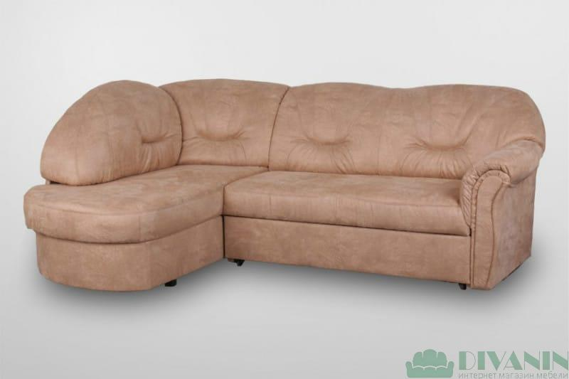Угловой диван Блюз Д25(52)  ADK Cristi