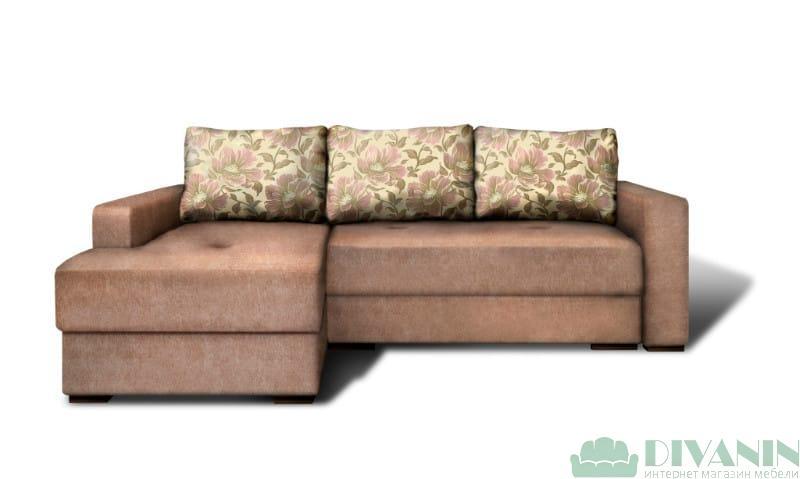 Угловой диван Ривьера у LeFort