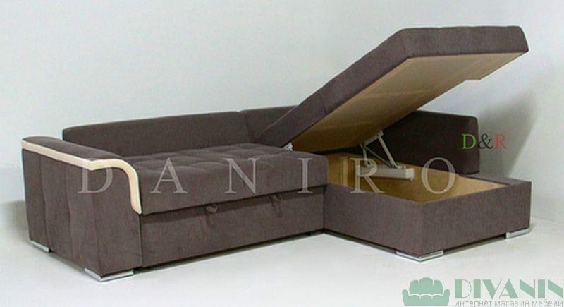 Угловой диван Сержио DANIRO