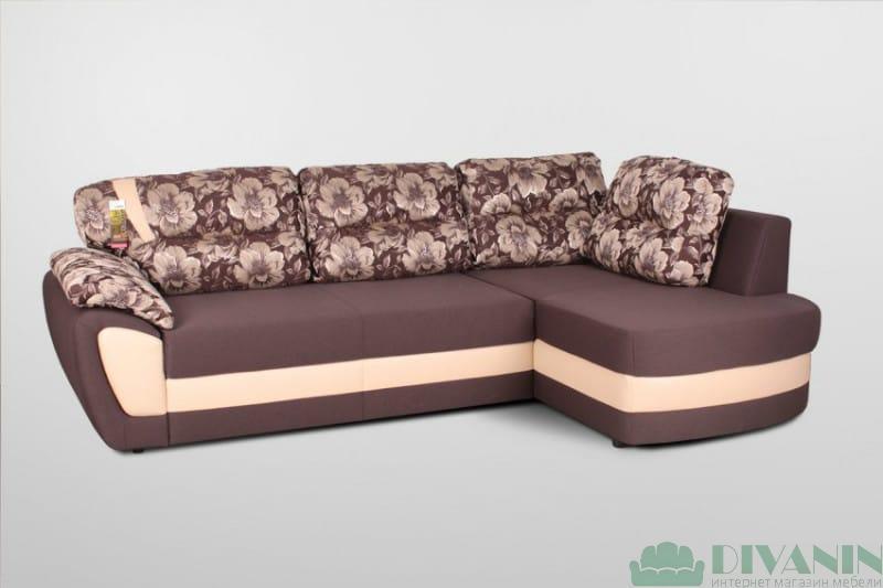 Угловой диван Вояж Д2Б5Б  ADK Cristi