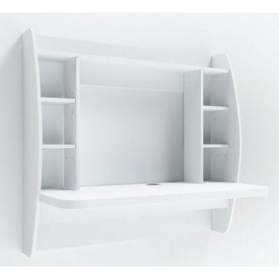 Навесной компьютерный стол ZEUS AirTable-I WT Escado