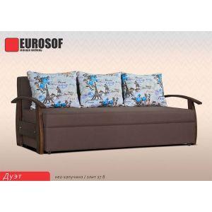 Диван Дует еврокнижка  Eurosof