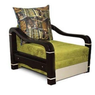Кресло Парма 0.7 Black Wood