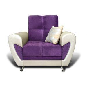Кресло не раскладное Гламур  LeFort