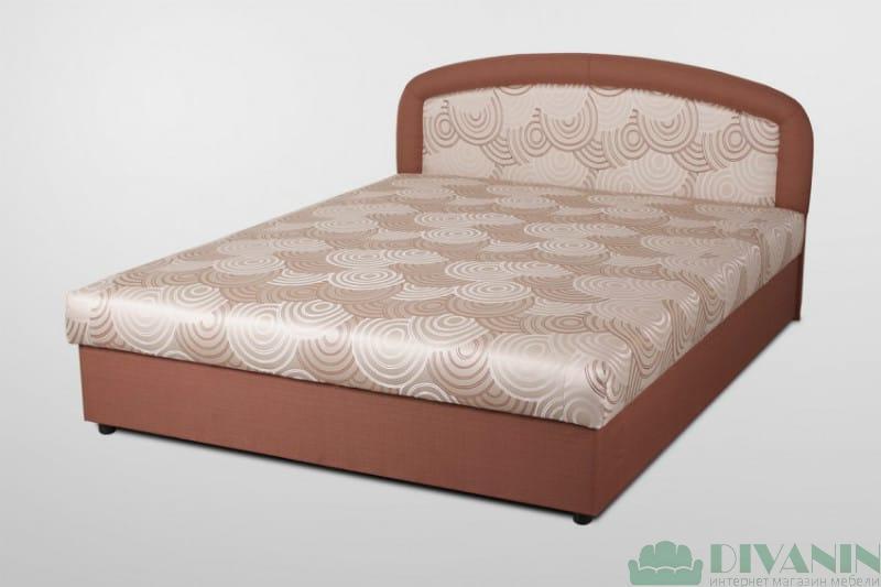 Кровать Анабель 1.8 ADK Sleep Gallery <b>Notice</b>: Undefined variable: pro
