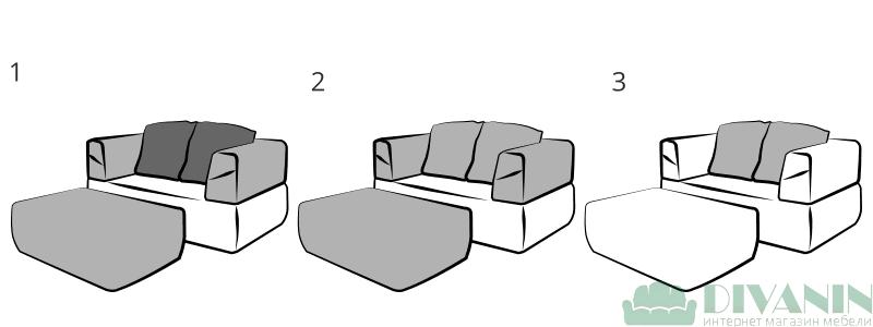 Кресло Экспромт 1.0 Lado