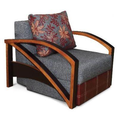 Кресло Флоренция №1  Black Wood