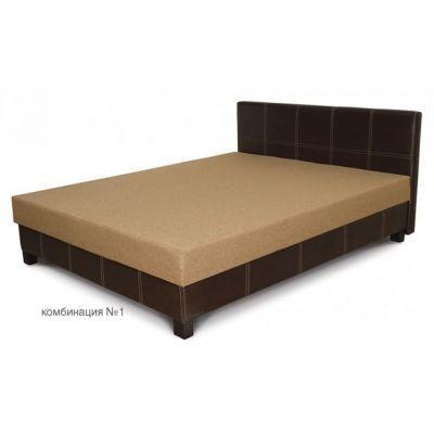 Кровать Сиеста №2  Black Wood