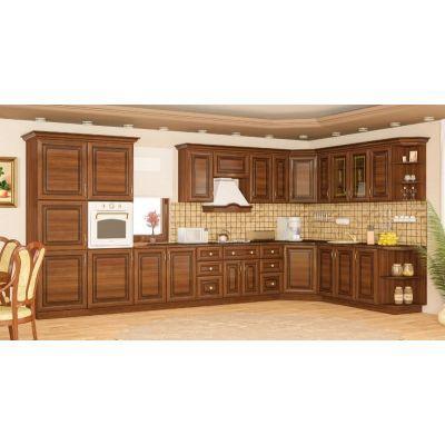 Кухня угловая «Франческа» 4.2х1.6 м