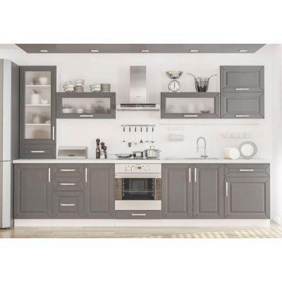 Кухня «Гамма матовый» 3.3 м