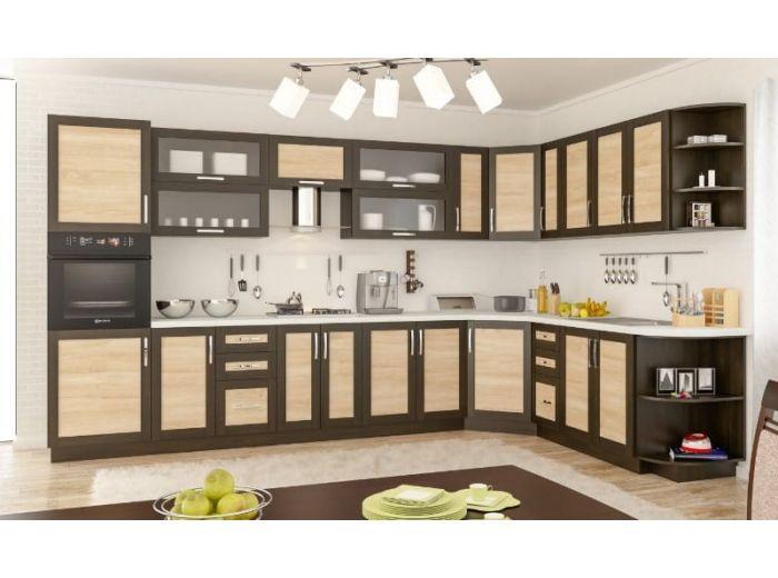 Кухня «Гамма рамка» МС