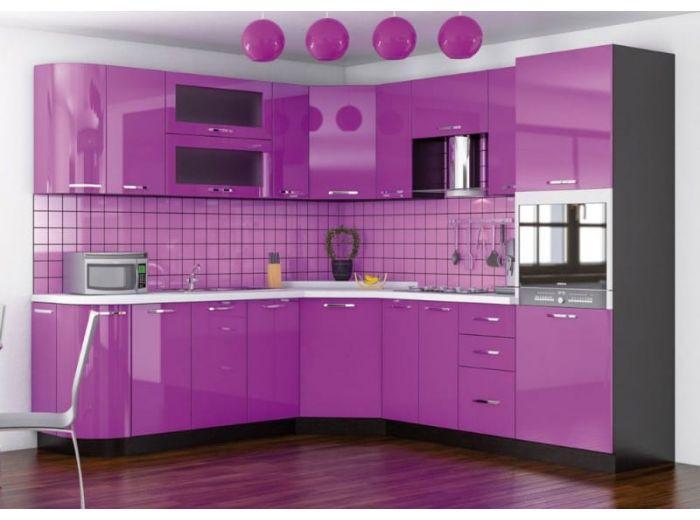 Кухня «Гамма глянец» МС