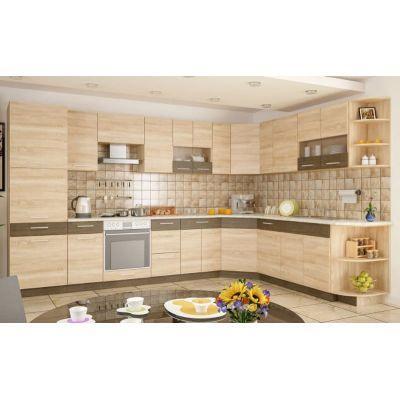 Кухня угловая «Грета» 3.4x2.3 м