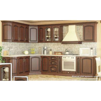 Кухня угловая «Жасмин» 2.8х2.0 м
