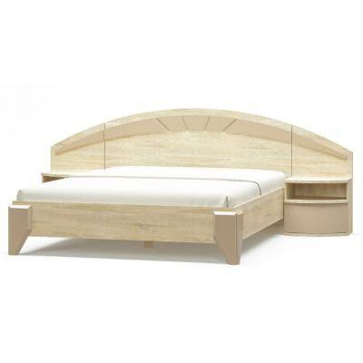 Кровать ламель 160 «Аляска»