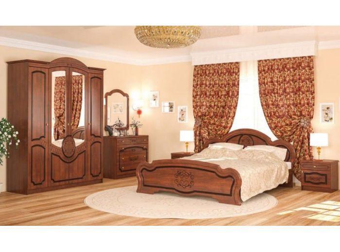 "Спальня ""Барокко"" Мебель Сервис"