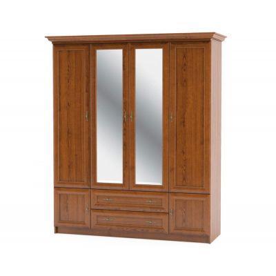 Шкаф 4Д «Даллас»