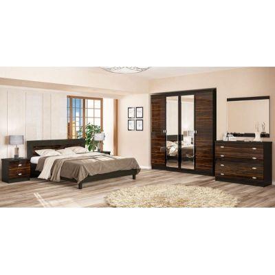 Спальня 4Д «Ева» макасар