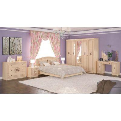Спальня 5Д «Флорис»