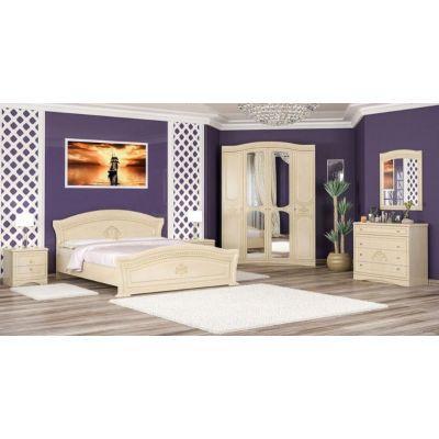 Спальня 4Д «Милано»
