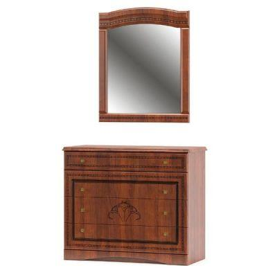 Комод с зеркалом «Милано»