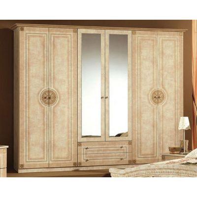 Шкаф 6Д «Рома»