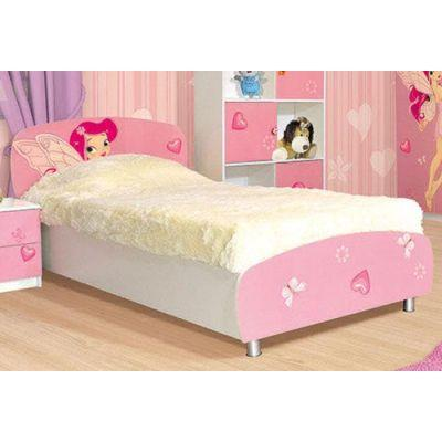 Кровать 1-сп «Фея» без матраса и каркаса