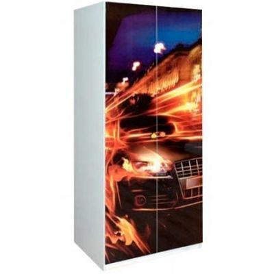 Шкаф 2Д «Гонки»